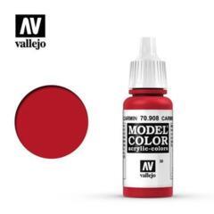 Carmine Red 17 ml Acrylic Paint 70908