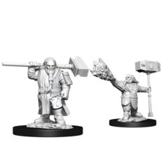 Nolzurs Male Dwarf Cleric