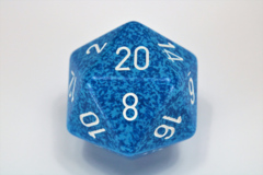Speckled 34mm Water™ d20 XS2023