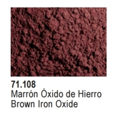 Brown Iron Oxide, Vallejo Pigments Val73108