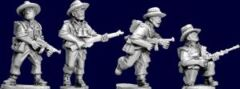 Artizan Commonwealth Forces - SWW122 - Australian Infantry II