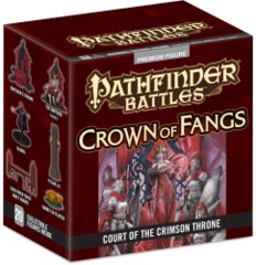 Pathfinder Battles Crown of Fangs Court of the Crimson Throne