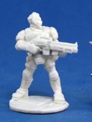 Garvin Markus, Nova Corp Hero 80014