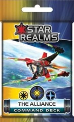 Star Realms Command Decks the Alliance (Single Pack)