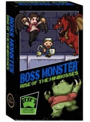 Boss Monster Rise of the Minibosses Expansion