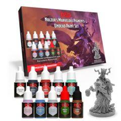 D&D Nolzurs Marvelous Pigments Undead Paint Set