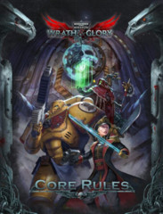 Wrath & Glory Core Rulebook Hardcover