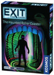 Exit the Game the Haunted Rollercoaster