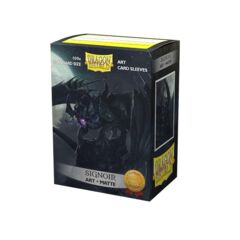 Sleeves - Dragon Shield - Box 100 - MATTE Art - Signoir