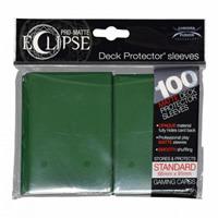Ultra Pro - Eclipse Standard Pro Matte (100 Pack) - Forest Green