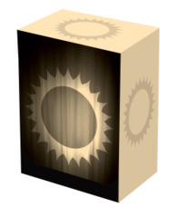 Legion Deckbox Super Iconic Sun