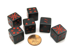 Arrows of Chaos Dice