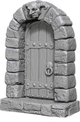 WizKids Deep Cuts Unpainted Miniatures Doors