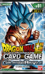 GALACTIC BATTLE | Dragon Ball Super Booster Pack 01