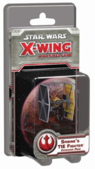 10. Star Wars X-Wing: Sabine's TIE Fighter Expansion Pack