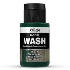 76519 Model Wash Olive Green 35 ml Acrylic Paint