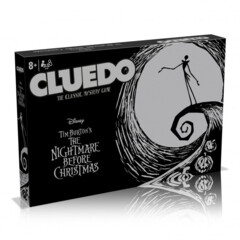 Nightmare Before Christmas Cluedo