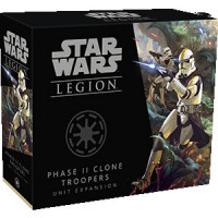 (PREORDER) Star Wars Legion Phase II Clone Troopers Unit Expansion