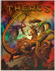 Mythic Odysseys of Theros Store Exclusive Cover