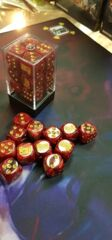 Games Cube Dice Red