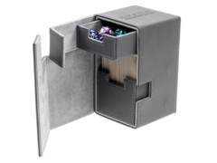 Flip n Tray Deck Case 100+ Standard Size XenoSkin Grey