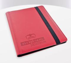Folder Ultimate Guard 9-Pocket FlexXfolio XenoSkin Red