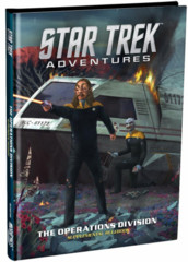 Star Trek Adventures RPG - The Operations Division