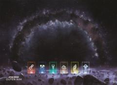 Star Wars - Outer Rim Game Mat