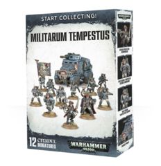 Start Collecting! Militarum Tempestus 70-54