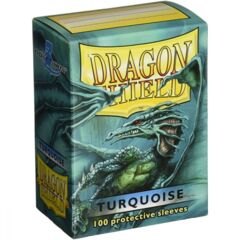 Dragon Shield - Box 100 - Turquoise