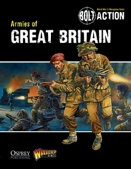 Armies of Great Britain Codex