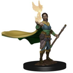 D&D Premium Figures Elf Female Druid