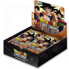 Dragon Ball Super Card Game Unison Warrior Series B13 UW4 Supreme Rivalry Booster Box