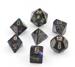 27499 Lustrous Shadow/gold 7-Die Set