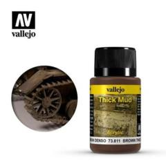 73811 Weathering Effects Brown Thick Mud 40 ml