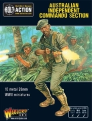 Australian Independent Commando Section Box