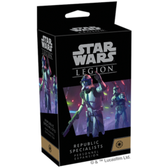 (PREORDER) Republic Specialists Personnel Expansions