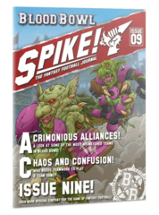 Blood Bowl Spike! Journal Issue 9