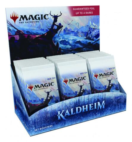 Kaldheim Set Booster Box