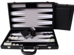 Black Backgammon 18
