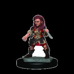 D&D Premium Painted Figures Halfling Female Rogue