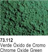 Chrome Oxide Green,Vallejo Pigments Val73112