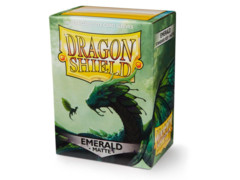 Dragon Shield - Box 100 - Matte Emerald