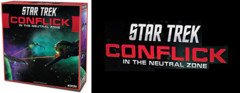 (PREORDER) Star Trek Conflick in the Neutral Zone