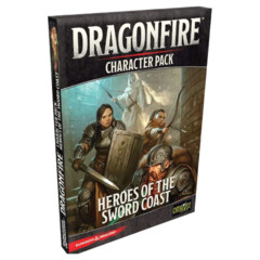Dragonfire Character Pack Heroes of the Sword Coast