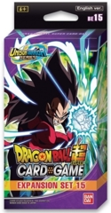 DragonBall Super: Unison Warrior Expansion Set BE15 Battle Enhanced