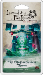 Legend of the Five Rings LCG The Chrysanthemum Throne