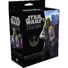 (PREORDER) Star Wars Legion Rebel Troopers Upgrade Expansion