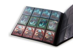 Ultimate Guard 12-Pocket QuadRow FlexXfolio White Folder