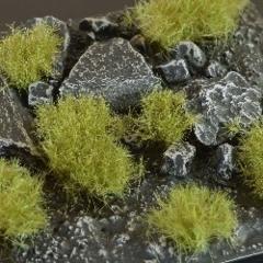 Gamers Grass Dense Green Tufts 6mm
